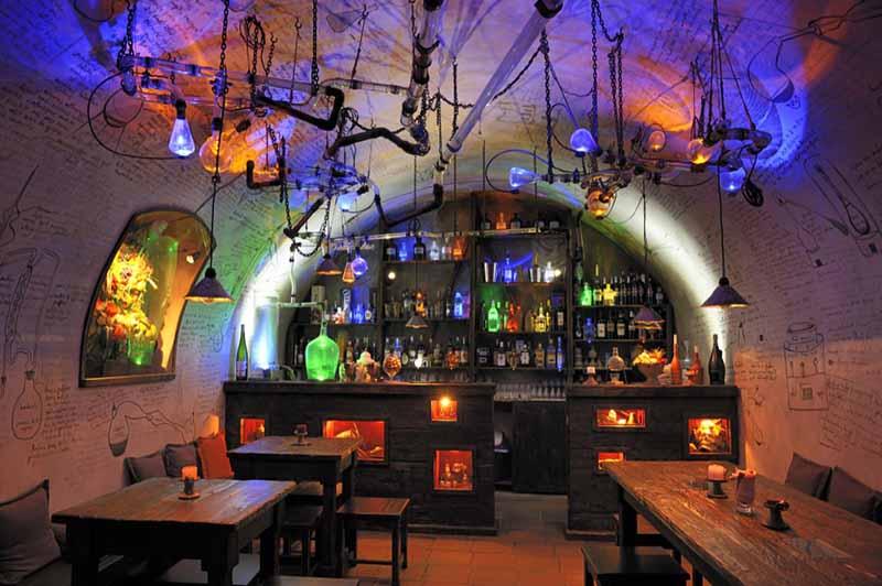 Магический музей в Праге