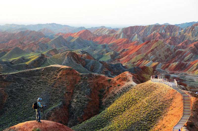 5 дней пути до цветных гор