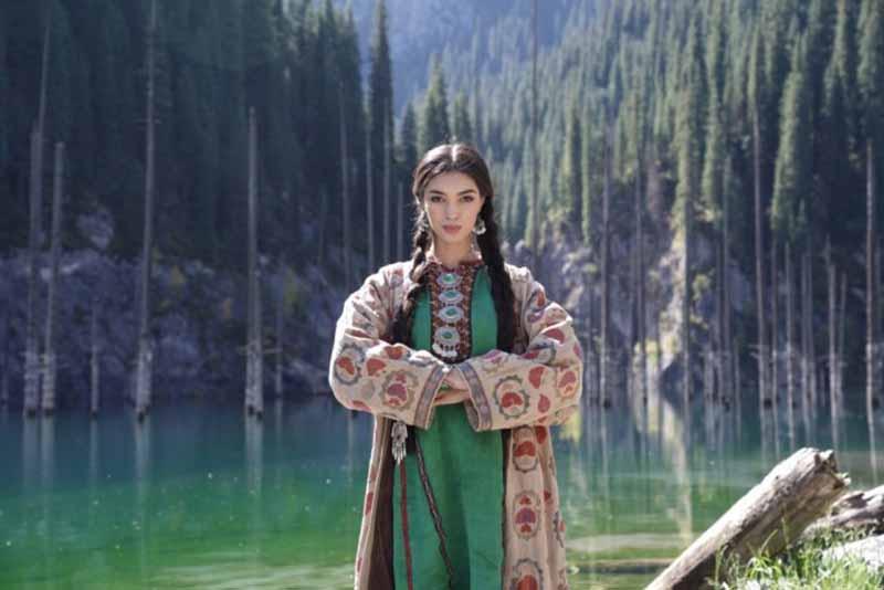 Озеро находится в ущелье Кунгей Алатау в Алматинской области.