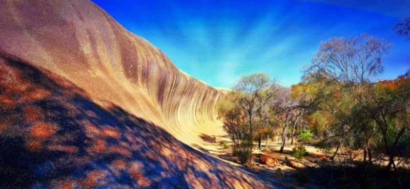 Особенности Каменной волны