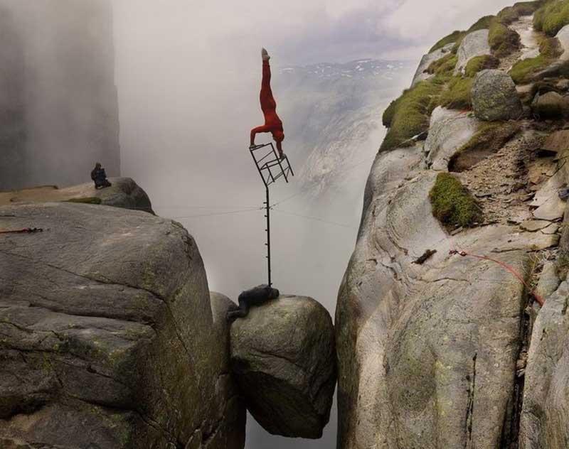Поэтому в любом случае стоит взять горное плато Кьераг на вооружение и, если не самим забраться на опасный валун, то посмотреть, как это делают те, кто посмелей и бесстрашней!