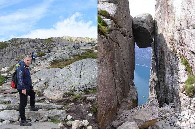 В Норвегии популярным для туристов горным плато считается Кьераг