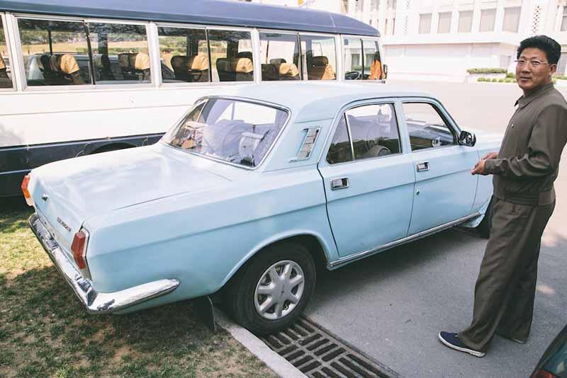 Заторов из машин в столице Кореи никогда не бывает