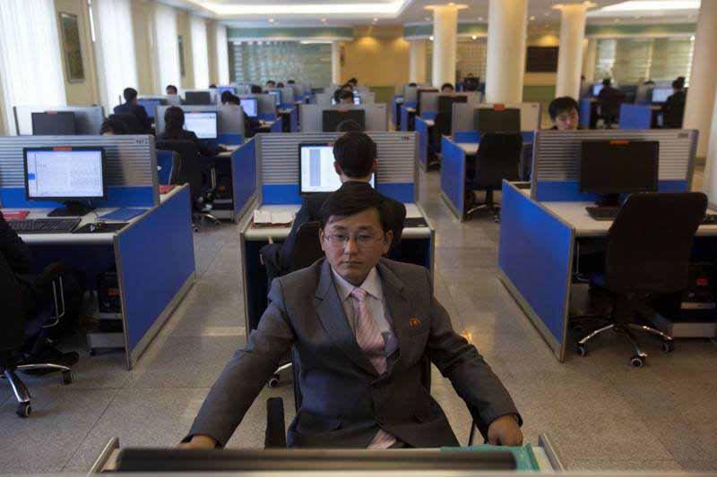 В Северной Корее проблема с интернетом