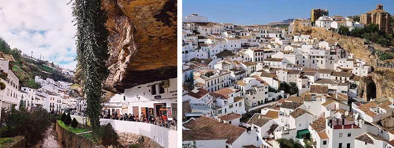 Данный город обладает небольшой площадью — всего 82 кв. км, находится на южной стороне Испании.