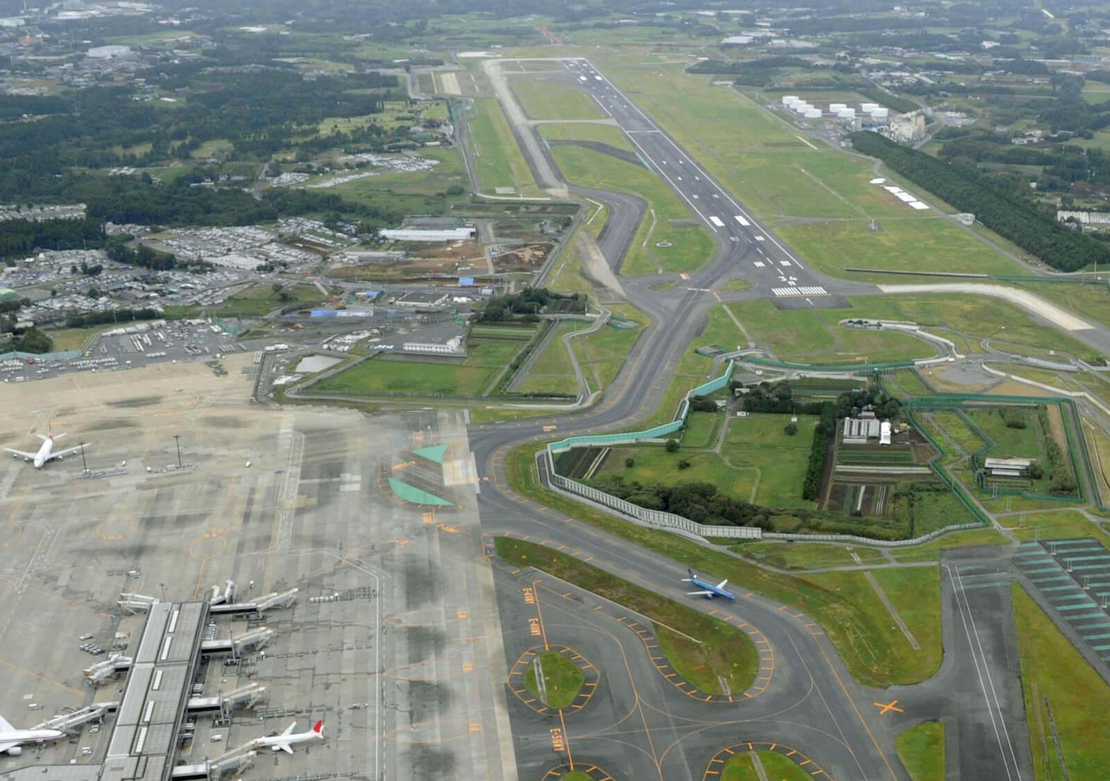 ферма в аэропорту