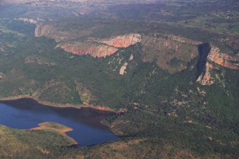 Аномальное озеро