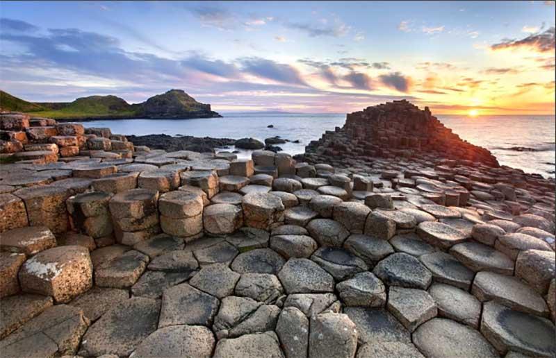 Главная достопримечательность Северной Ирландии – Дорога Гигантов