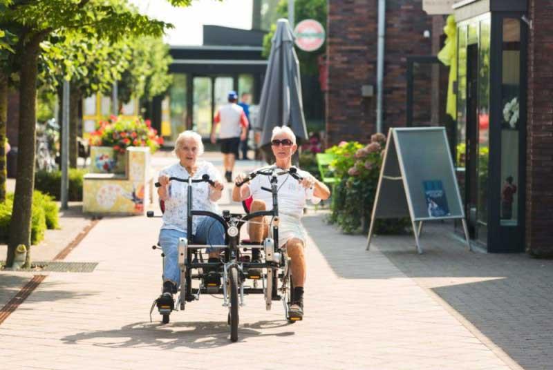 Стоимость ухода за пациентом в Хогьюи составляет 8 тысяч долларов в месяц, но голландское правительство оказывает поддержку этому необычному проекту, и сумма пребывания для больных не превышает 3,5 тысячи долларов.