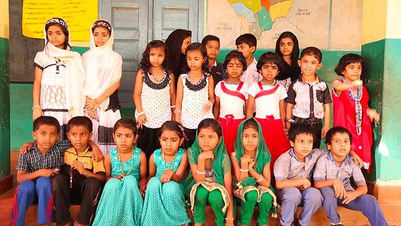 Деревня Кодинхи в Индии, где рождается много близнецов
