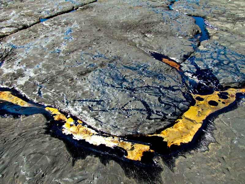 По мнению исследователей, Пич-Лейк возникло более 6 миллионов лет назад от разлома в тектонических плитах.