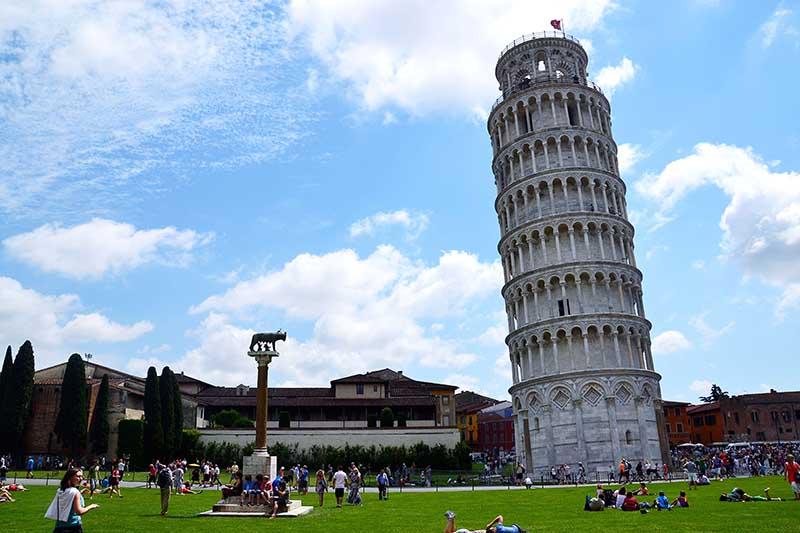 Каким образом специалисты несколько уменьшили наклон Пизанской башни