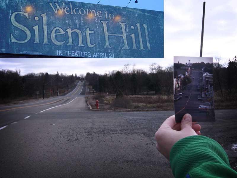 . Именно на улицах Сентрейлии снимался известный триллер «Сайлент Хилл».