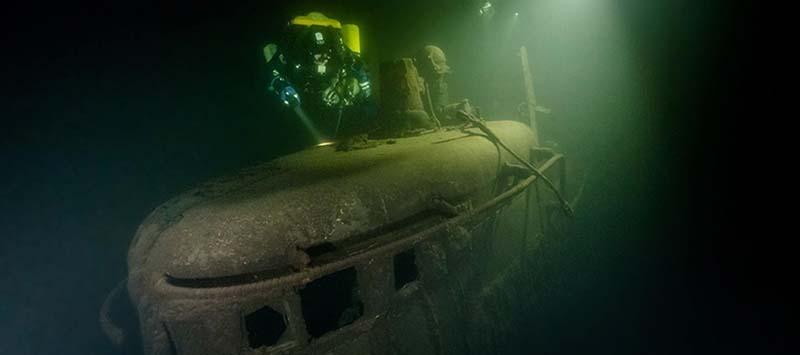 Финский залив уже давно исследуют сотрудники МЧС РФ и ученые.