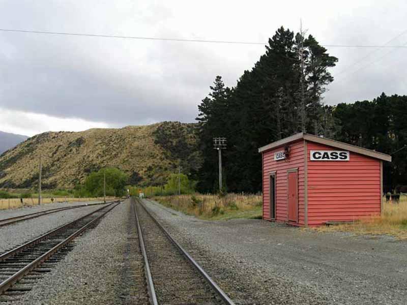 Кэсс, Новая Зеландия