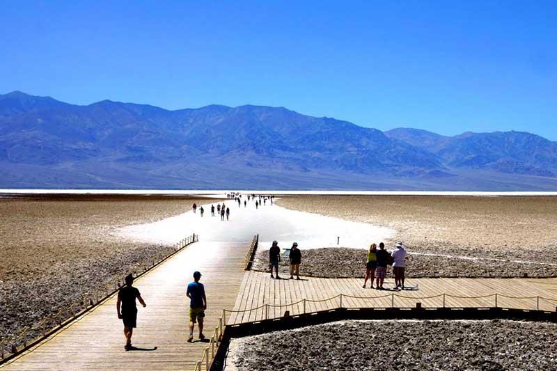 Национальный парк «Долина Смерти»