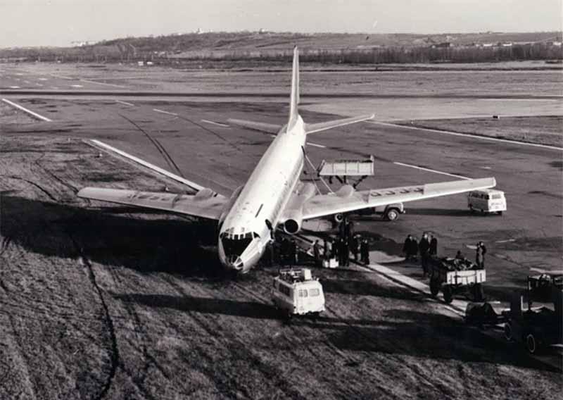 в 1973 году из города Нью-Йорка можно было добраться до города Хьюстон за 3 часа