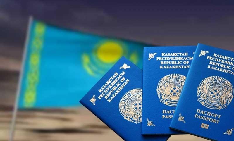 Немного уступает в популярности паспорт с обложкой в синем цвете.