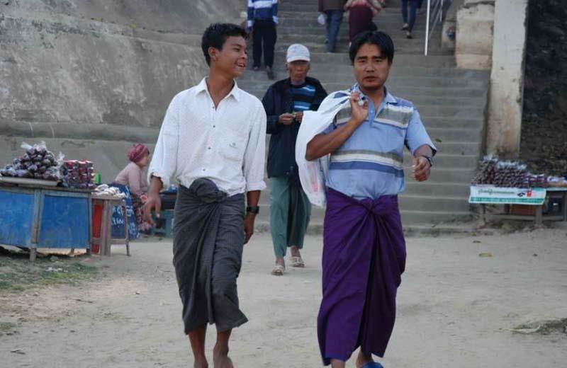 Бирма пасхоу
