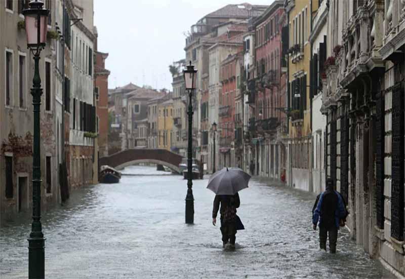Какие современные города могут в ближайшем будущем оказаться затопленными