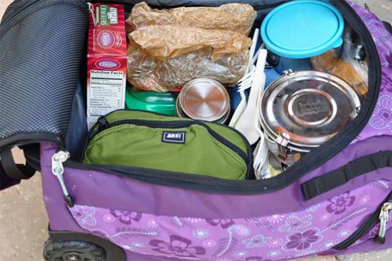 Какие вещи в багаже выдают русского туриста?