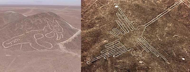 Геоглифы пустыни Наски