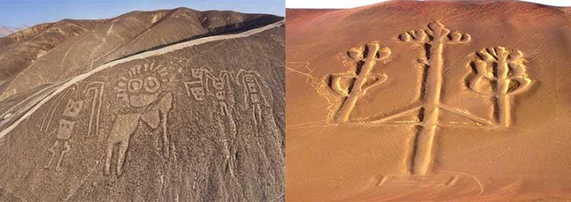 Древняя цивилизация Паракас и Наска