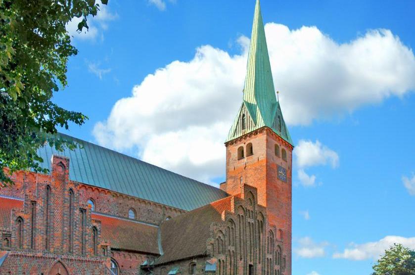 Церковь Святого Олафа в Норвегии