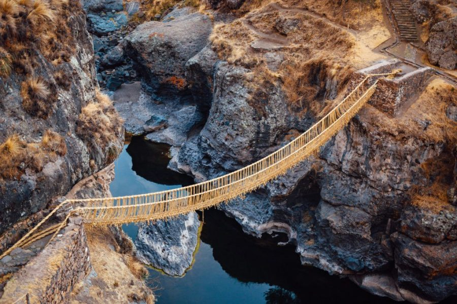 Мост Кешва Чака