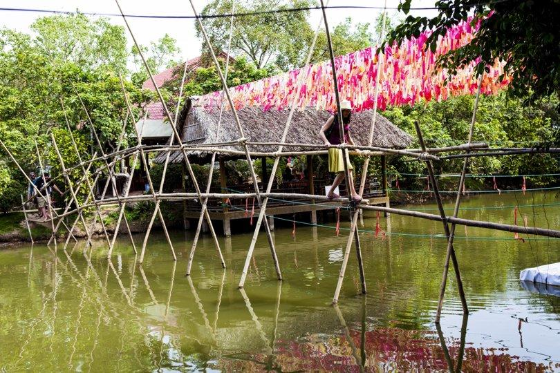 Мосты обезьян