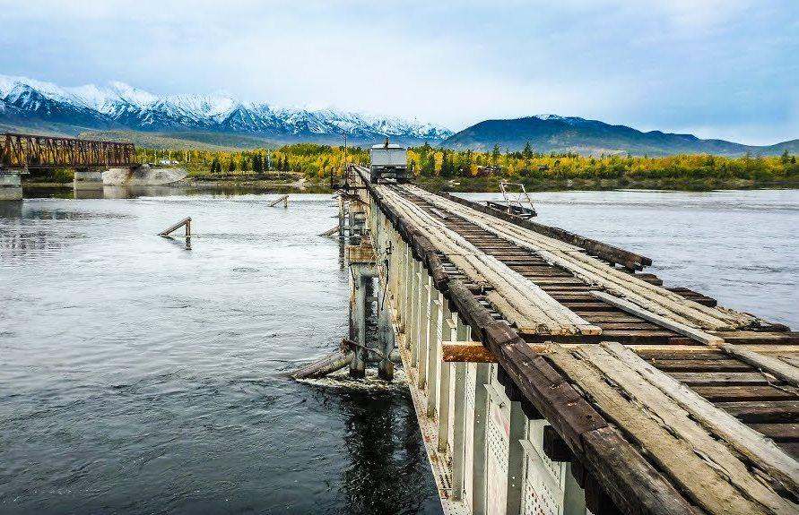 Мост через Витим