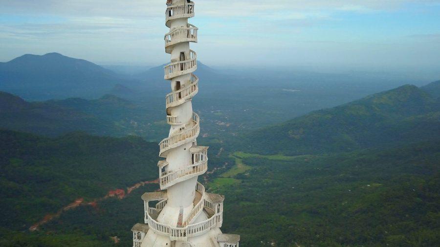 Башня на Шри-Ланке