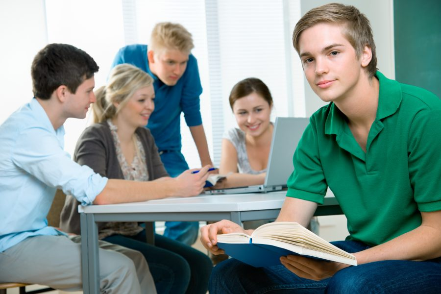 Ученики в Люксембурге
