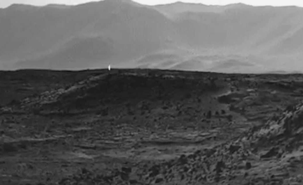 Костер на Марсе