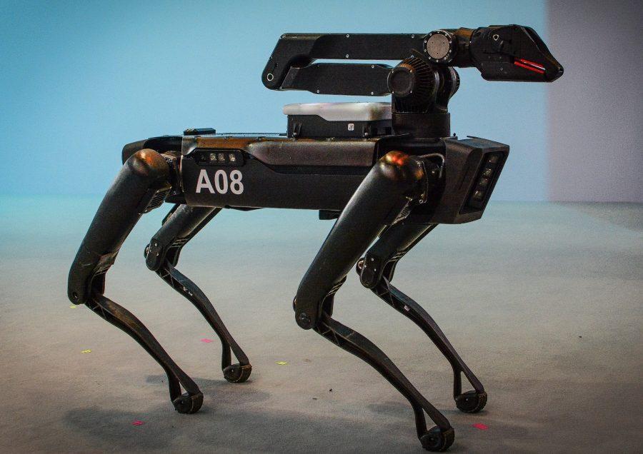 Робот пес