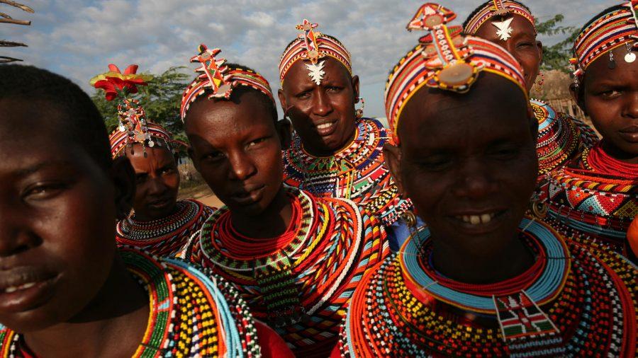 Женское племя