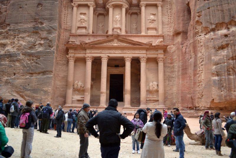Храм Эль-Хазне