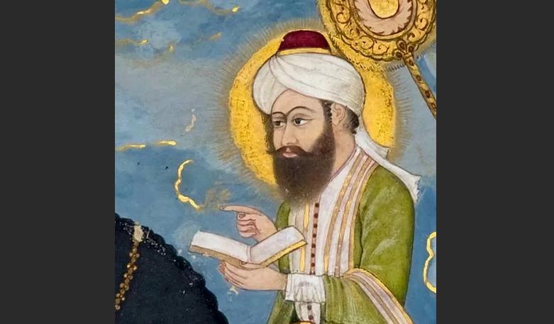 Мухаммед пророк