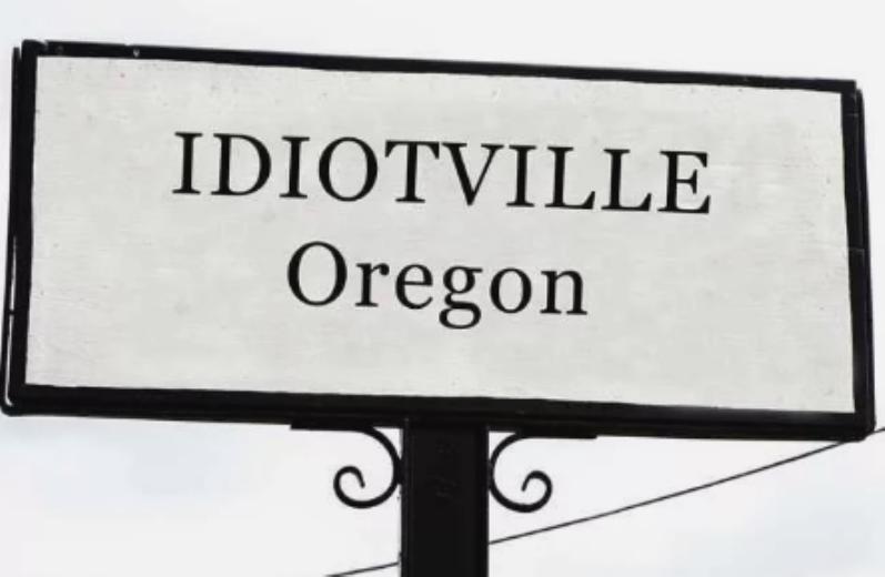 Идиотвилль