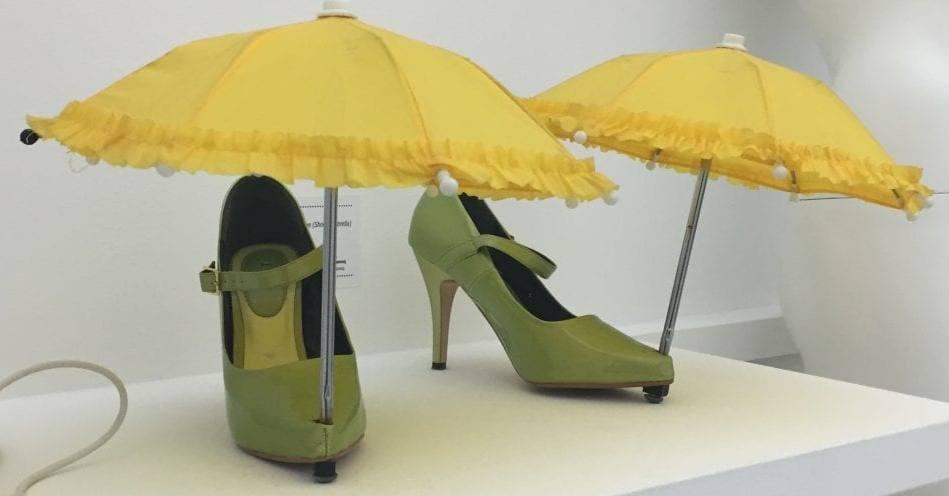 Зонтики для ног