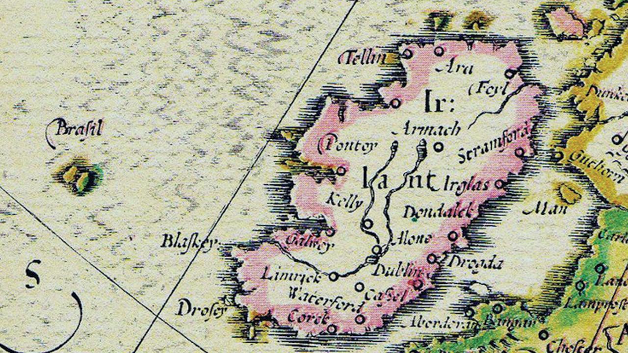 Хай-Бразил на карте