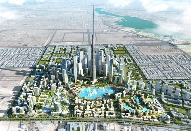 Проект линейного города