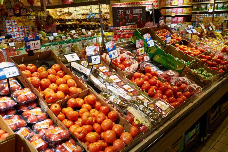 Американские супермаркеты