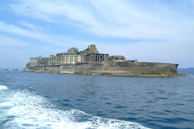Остров-призрак Хашима