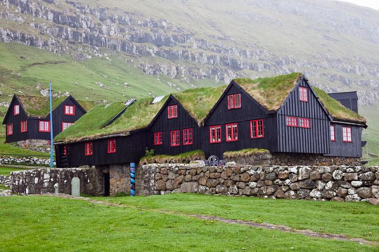 Деревянная ферма