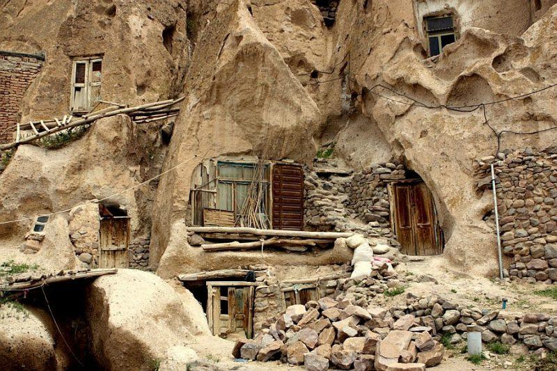Пещерные квартиры