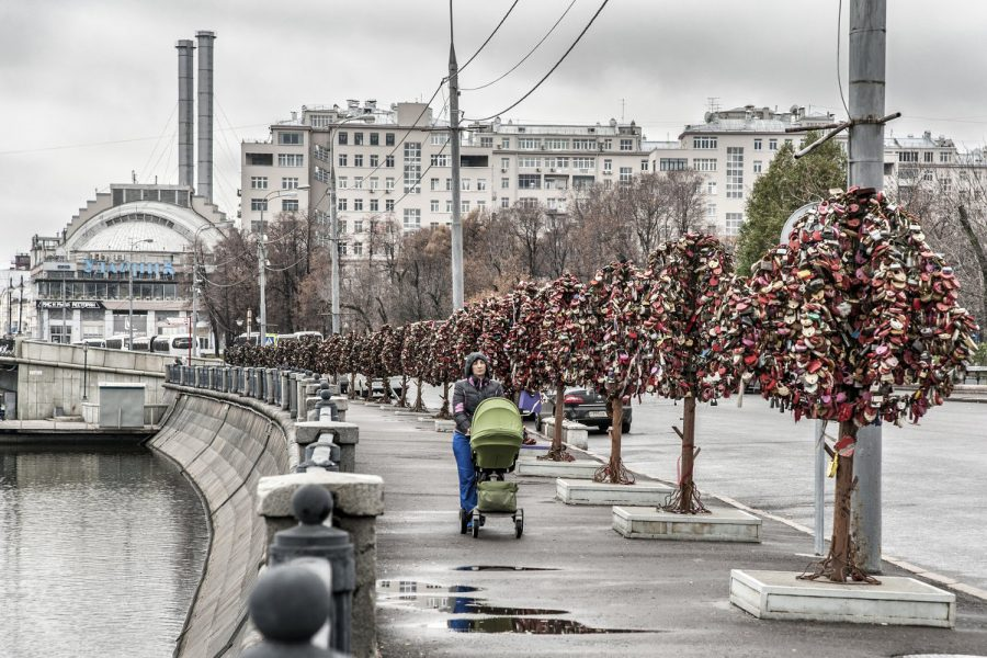 Болотная площадь в Москве