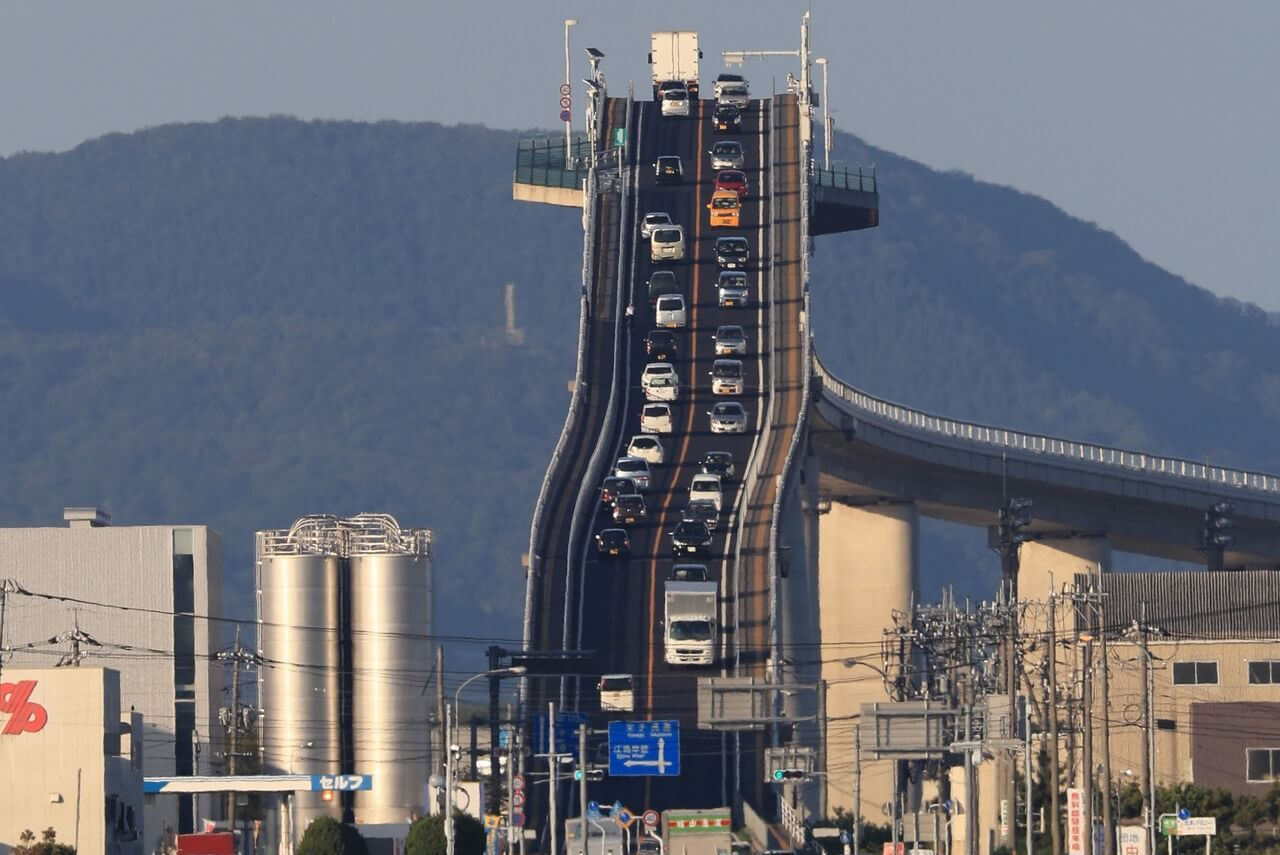 Мост Эсима Охаси