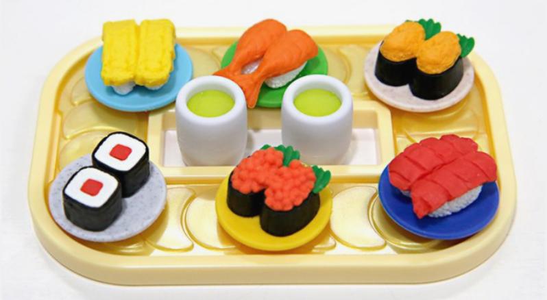 Культ ластиков в Японии