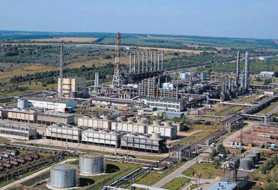 Завод в Дзержинске